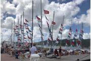 Phare-Innov à l'arrivée de la Mini-Transat au Marin (Martinique)